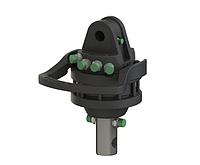 Ротатор гидравлический для грейфера манипулятора 3 тонны FHR 3.000L Латвия FORMIKO Hydraulics, фото 1