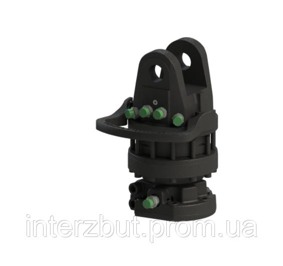 Ротатор гідравлічний для грейфера маніпулятора (на плиту) 12 тонн FHR 12FD1 Латвія FORMIKO Hydraulics