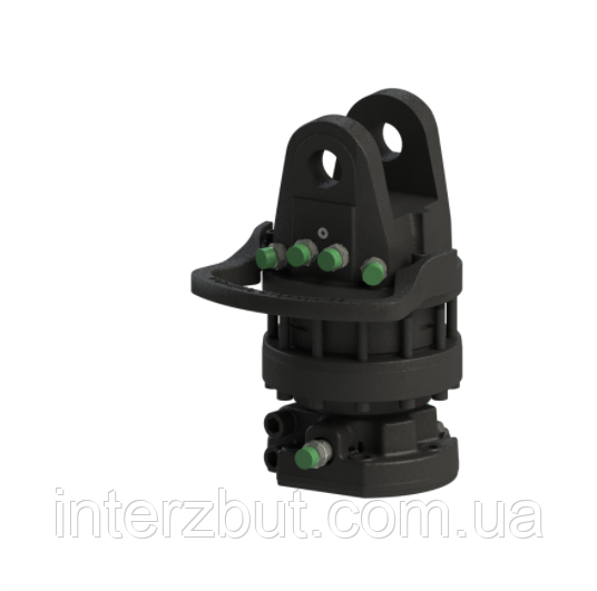 Ротатор гидравлический для грейфера манипулятора (на плиту) 16 тонн FHR 16FD1 Латвия FORMIKO Hydraulics