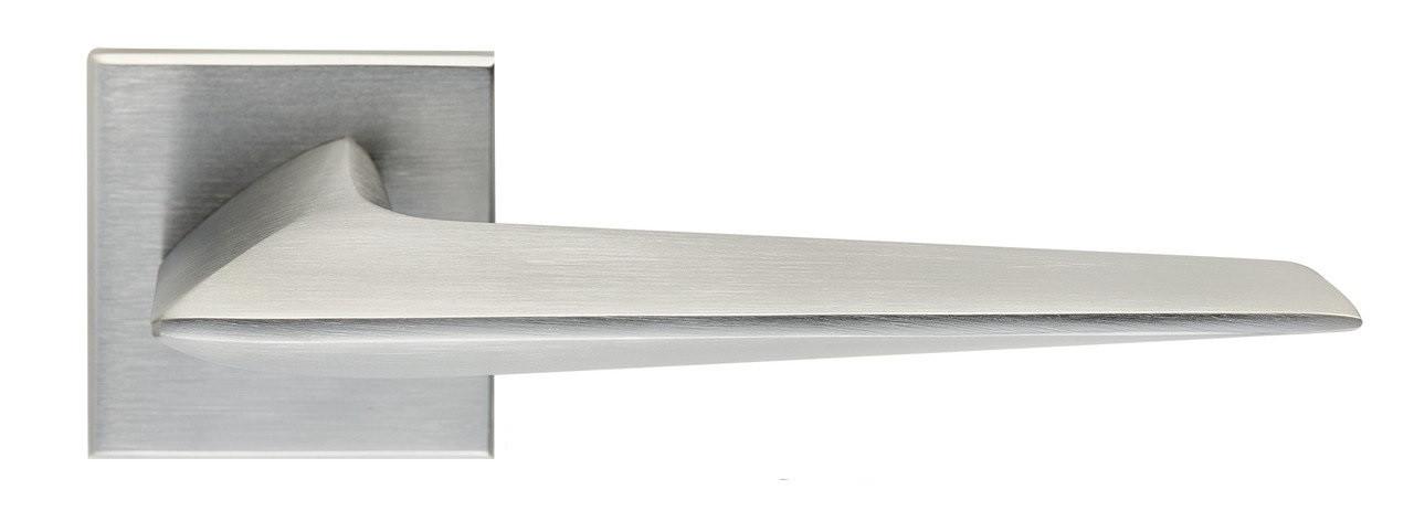 Дверні ручки Ilavio 2406 хром матовий