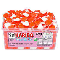 Haribo Heart Throbs 300s 870 g