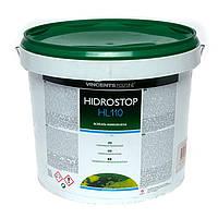 Улучшенная водостойкая система длительного действия, цементная, Hidrostop HL110, 25 kg., Vincents Polyline