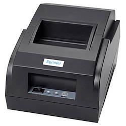 Чековый POS-принтер Xprinter XP-58IIL USB (Гарантия 1 год) Black