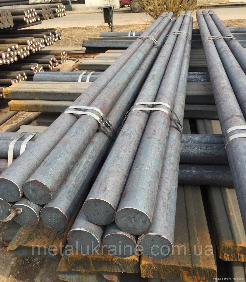 Круг сталевий 300мм сталь 5ХНМ