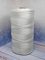 Нитка № 187х3 (1.2 мм) вес 1 кг крутка Z, фото 1
