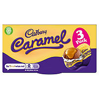 Шоколадные яйца Cadbury Caramel Eggs 3 Pack 120 g