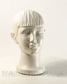 Голова дитяча PN2 (білий)