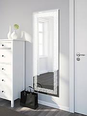 Зеркало с LED подсветкой 1500*800 10Вт с рисунком D8