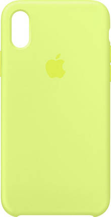 Чехол-накладка TOTO Silicone Case Apple iPhone XR Yellow #I/S, фото 2