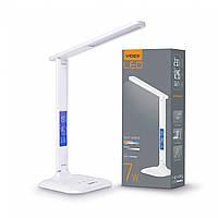 LED настільна лампа VIDEX TF05W 7W 3000-5500K
