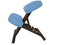 Колінний ортопедичний стілець PR_018 Блакитний
