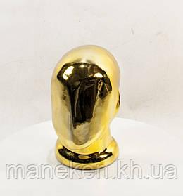 Голова чоловіча Аватар МП (Золото)