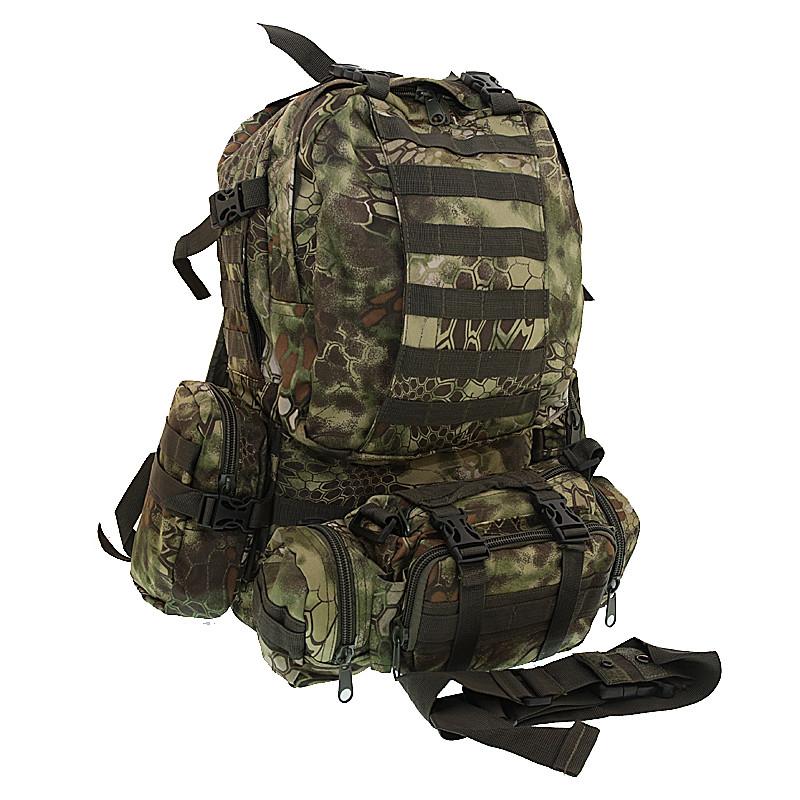Рюкзак тактичний 36 літрів Assembly Kryptek Mandrake MIL-TEC 14045084