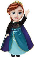 """Лялька Анна """"Холодне Серце"""" у вбранні з виявляється малюнком"""