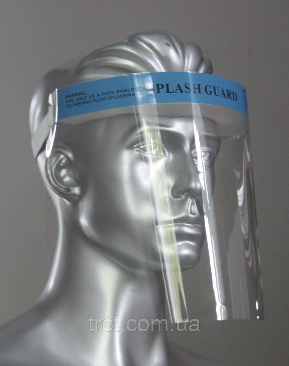 Щиток защитный FASTEST FT2910 пластиковый облегченный