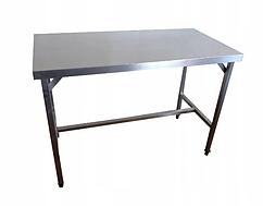Ветеринарный лечебный операционный стол прямоугольный