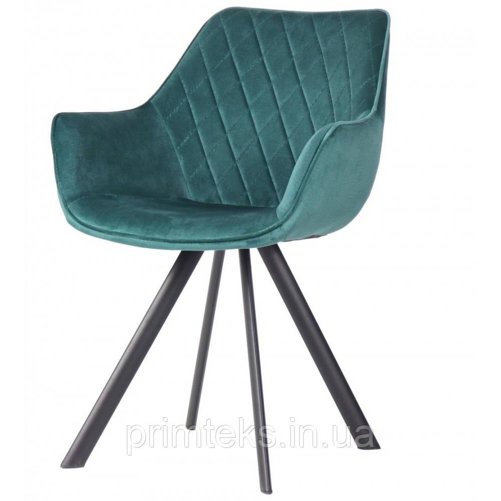 Кресло ALICE зелёное