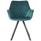 Кресло ALICE зелёное, фото 3