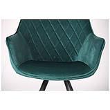 Кресло ALICE зелёное, фото 5