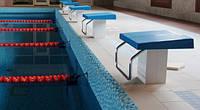 Тумбы стартовые для прыжков в бассейн