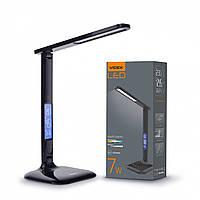 LED настільна лампа VIDEX TF05B 7W 3000-5500K, фото 1