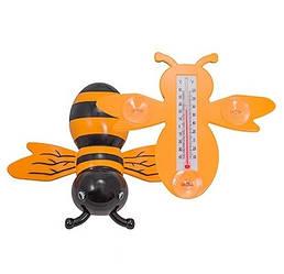 Термометр внешний, Пчела