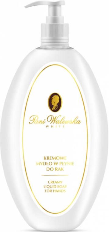 Рідке крем-мило для рук Pani Walewska White 300мл Польща