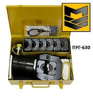 Электромонтажный гидравлический пресс ПРГ-630 (опрессовыватель кабельных наконечников)
