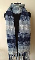 Теплые шарфы. Распродажа!!!