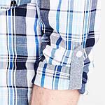 Рубашка мужская Lee Cooper из Англии - в клетку, фото 8