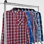 Рубашка мужская Lee Cooper из Англии - в клетку, фото 9