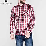 Рубашка мужская Lee Cooper из Англии - в клетку, фото 3