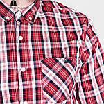 Рубашка мужская Lee Cooper из Англии - в клетку, фото 6