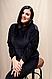 Женский плюшевый спортивный костюм кофта с капюшоном/штаны, фото 3