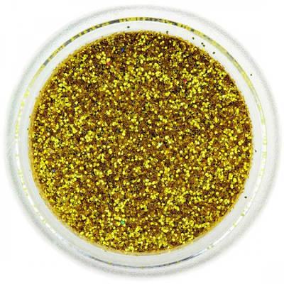 Блёстки Лимонное Золото №09