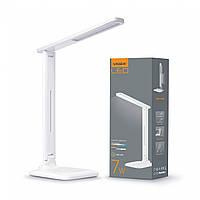 LED настільна лампа VIDEX TF02W 7W 3000-5500K