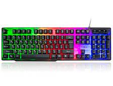 Клавіатура Vinga KB414 black
