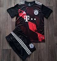 Дитяча футбольна форма Баварія/Bayern ( Німеччина, Бундесліга ), домашня, сезон 2020-2021, фото 1
