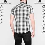 Рубашка мужская Lee Cooper из Англии в клетку, фото 4