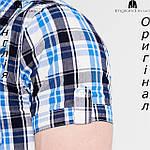Рубашка мужская Lee Cooper из Англии в клетку, фото 6