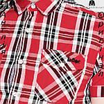 Рубашка мужская Lee Cooper из Англии в клетку, фото 9