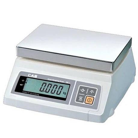 Ваги фасувальні CAS SW-2 (2 кг), фото 2