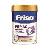 Суха суміш Friso PEP AC на основі глибокого гідролізу казеїну, 0+, 400г