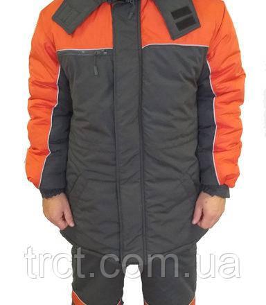 Куртка утеплена ІТП