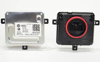 Блок модуль фары дхо LED 4G0.907.697.D AUDI A1 A3 A3 A4 A5 A6 A8 Q3 Q5