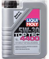 Моторное масло синтетика LIQUI MOLY 5W-30 1L Top Tec 4400 для Renault , Mercedes-Benz