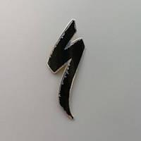 Значок, наклейка, логотип Bianchi (алюмінієвий)