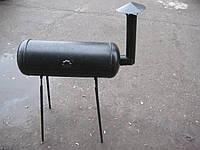 Мангал из газового баллона, фото 1