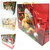 Новогодние подарочные пакеты оптом