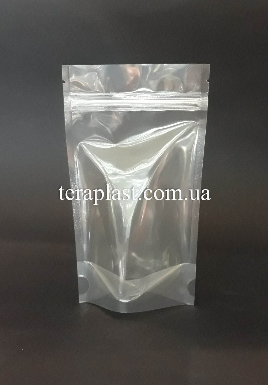 Дой-Пак 30г прозрачный 85х140 с зип замком